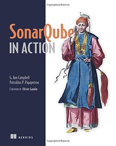 SonarQube in Action (Paperback)-cover