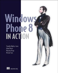 Windows Phone 8 in Action (Paperback)-cover