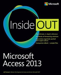 Microsoft Access 2013 Inside Out (Paperback)-cover