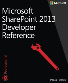 Microsoft SharePoint 2013 Developer Reference (Paperback)-cover