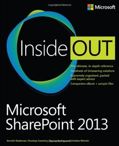 Microsoft SharePoint 2013 Inside Out (Paperback)-cover