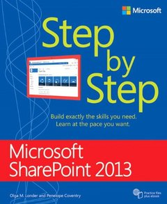 Microsoft SharePoint 2013 Step by Step (Paperback)-cover