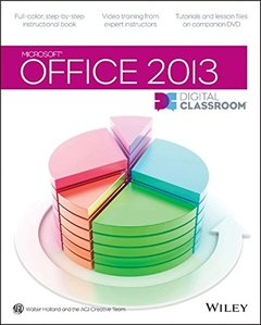 Office 2013 Digital Classroom (Paperback)-cover