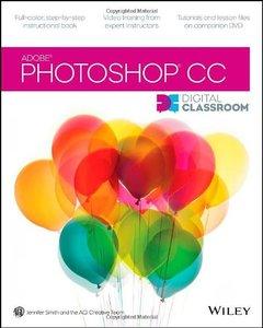 Photoshop CC Digital Classroom (Paperback)-cover