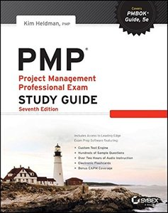 PMP: Project Management Professional Exam Study Guide, 7/e (Paperback)-cover