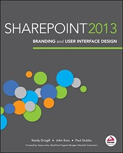 SharePoint 2013 Branding and User Interface Design (Paperback)-cover