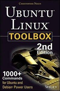 Ubuntu Linux Toolbox: 1000+ Commands for Ubuntu and Debian Power Users, 2/e (Paperback)-cover