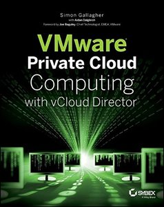 VMware Private Cloud Computing with vCloud Director (Paperback)-cover