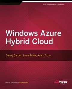 Windows Azure Hybrid Cloud [Paperback]-cover