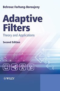 Adaptive Filters: Theory and Applications, 2/e (Hardcover)-cover