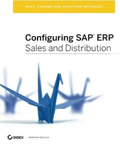 Configuring SAP ERP Sales and Distribution-cover