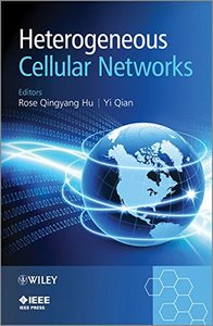 Heterogeneous Cellular Networks (Hardcover)-cover