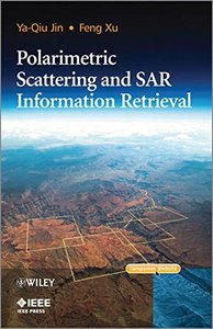 Polarimetric Scattering and SAR Information Retrieval (Hardcover)-cover