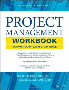 Project Management Workbook and PMP / CAPM Exam Study Guide, 11/e (Paperback)-cover