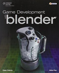 Game Development with Blender (Paperback)-cover