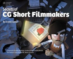 Secrets of CG Short Filmmakers-cover
