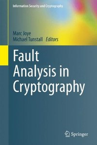 Fault Analysis in Cryptography (Hardcover)-cover
