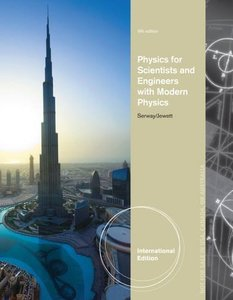 Physics for Scientists & Engineers with Modern Physics, 9/e (IE-Paperback)-cover