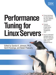Performance Tuning for Linux Servers (Paperback)-cover