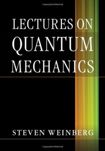 Lectures on Quantum Mechanics (Hardcover)-cover