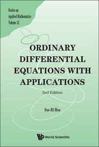 Ordinary Differential Equations with Applications, 2/e (Hardcover)-cover