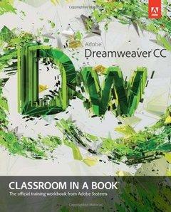 Adobe Dreamweaver CC Classroom in a Book (Paperback)-cover