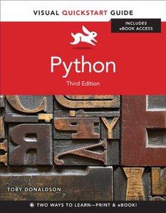 Python: Visual QuickStart Guide, 3/e (Paperback)