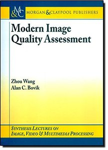 Modern Image Quality Assessment (Paperback)-cover
