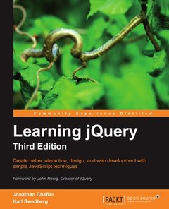 Learning jQuery, 3/e(Paperback)