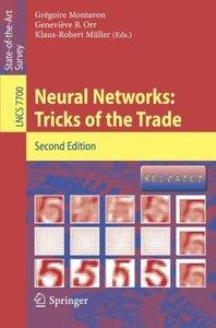 Neural Networks: Tricks of the Trade, 2/e (Paperback)