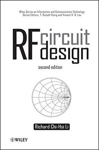 RF Circuit Design, 2/e (Hardcover)-cover