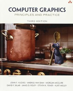 Computer Graphics: Principles and Practice, 3/e (Hardcover)(美國原版)-cover
