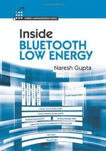 Inside Bluetooth Low Energy (Hardcover)-cover