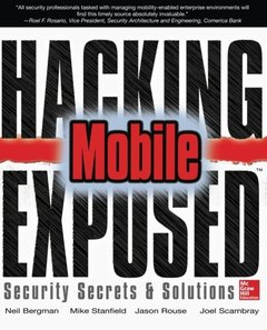 Hacking Exposed Mobile Security Secrets & Solutions (Paperback)-cover