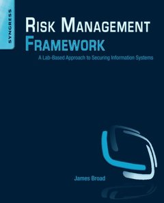 Risk Management Framework: A Lab-Based Approach to Securing Information Systems (Paperback)-cover