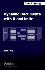Dynamic Documents with R and knitr (Paperback)-cover