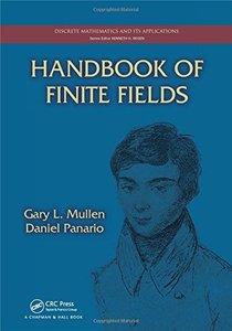 Handbook of Finite Fields (Hardcover)-cover