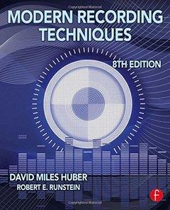 Modern Recording Techniques, 8/e (Paperback)-cover
