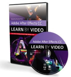 Adobe After Effects CC: Learn by Video-cover