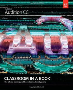Adobe Audition CC Classroom in a Book (Paperback)-cover