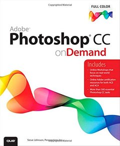 Adobe Photoshop CC on Demand (Paperback)-cover