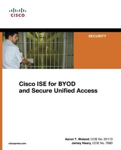 Cisco ISE for BYOD and Secure Unified Access (Paperback)-cover