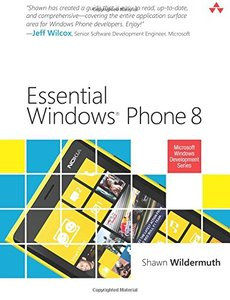 Essential Windows Phone 8, 2/e (Paperback)-cover