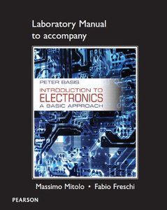 Lab Manual for Introduction to Electronics: A Basic Approach (Paperback)-cover