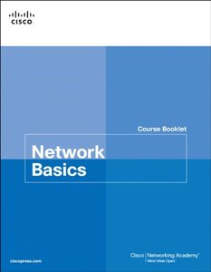 Network Basics Course Booklet (Paperback)-cover