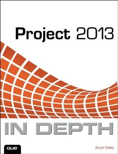 Project 2013 In Depth [Paperback-cover
