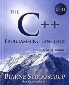 The C++ Programming Language, 4/e (Hardcover)-cover