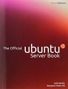 The Official Ubuntu Server Book, 3/e (Paperback)-cover