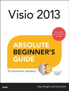 Visio 2013 Absolute Beginner's Guide (Paperback)-cover