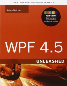 WPF 4.5 Unleashed (Paperback)-cover